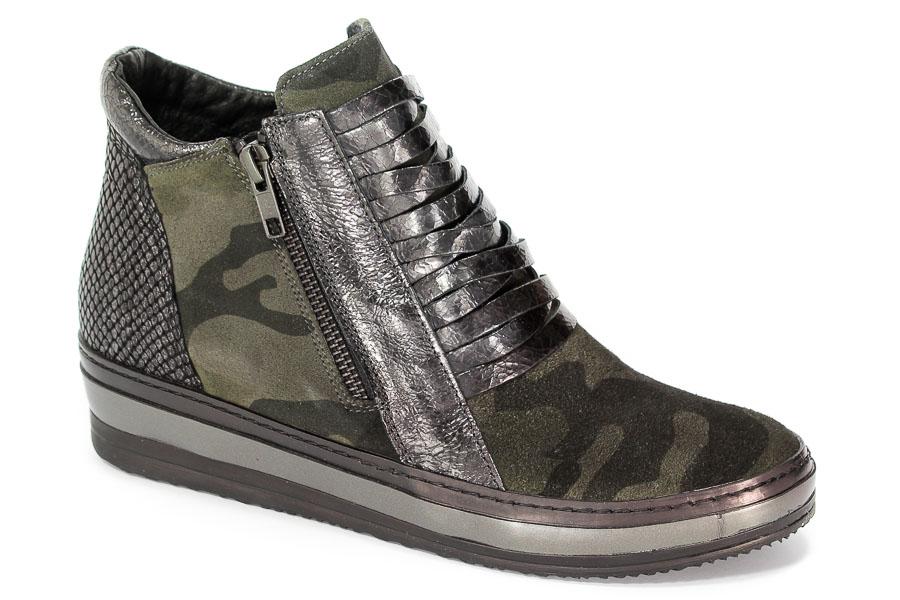 Sneakersy Khrio 162K4006WSALQ Woodland TL Grey