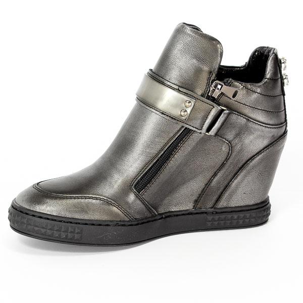 Sneakersy Carinii B3586-H87-F99-PSK-A32 Czarny/Stalowy