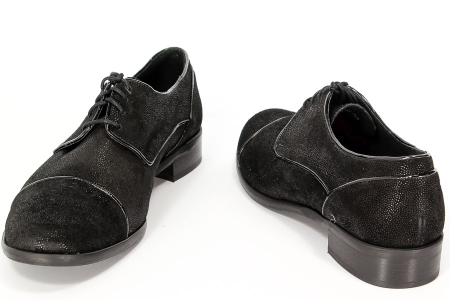 Półbuty Nico Rarini 13478/89-60901 Black