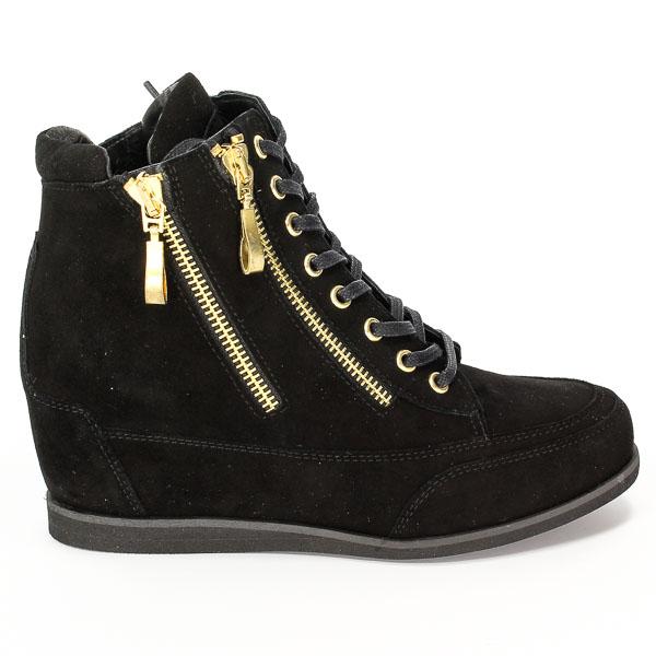 Sneakersy Oleksy 2111/147/000.. Czarny
