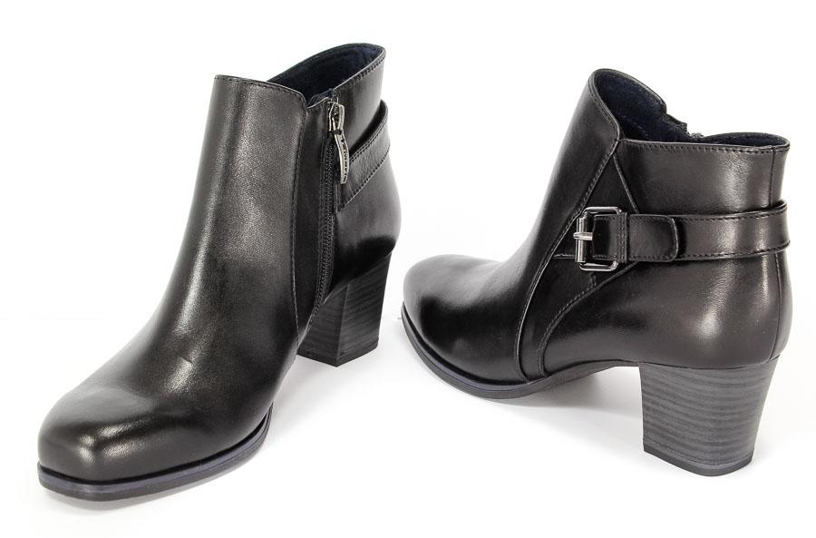 Botki Tamaris 1-25318-27 001 Black