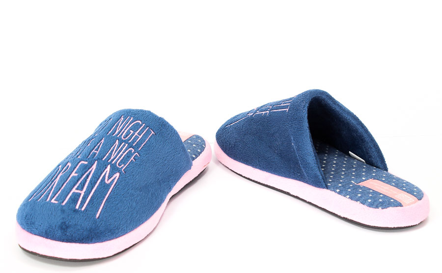 Pantofle GiosEppo 36897 Navy