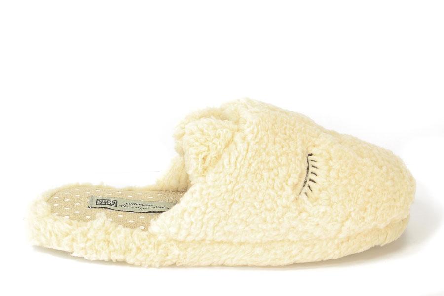 Pantofle GiosEppo 37693-11 Beige