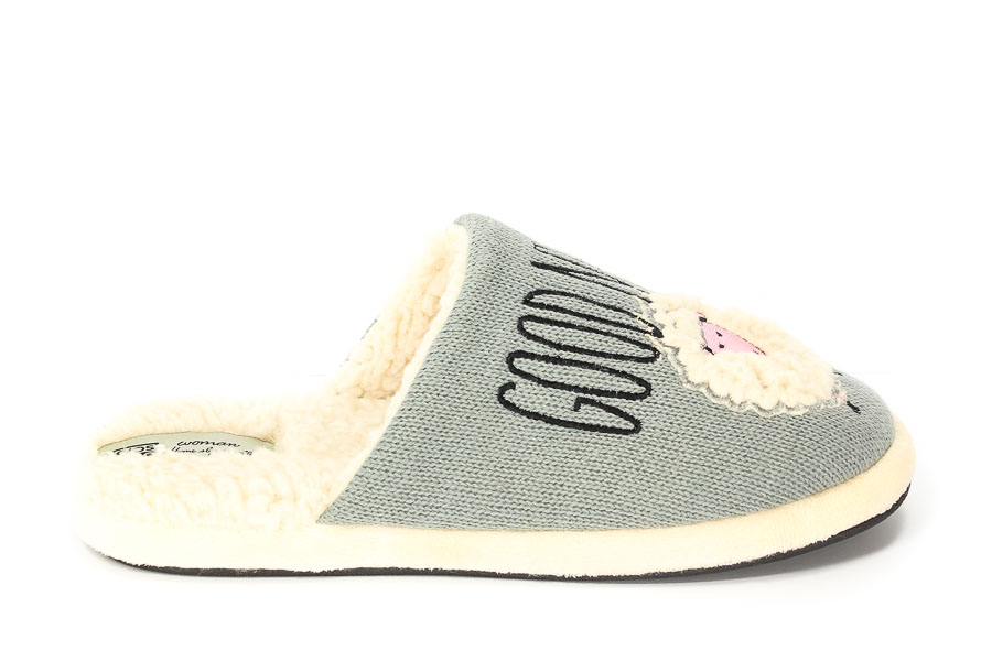 Pantofle GiosEppo 36910-14 Grey