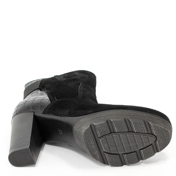 Botki Marco Tozzi 2-25463-27 096 Black.Ant.Comb