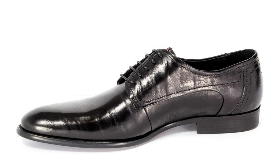 Półbuty Brooman C19-358-1 Black