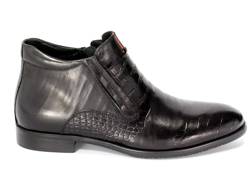 Trzewiki Brooman H626-404-1R Black