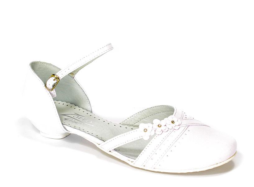 Baleriny Zarro 2329 Biały