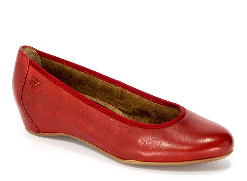 Czółenka Tamaris 1-22421-28 565 Chili leather