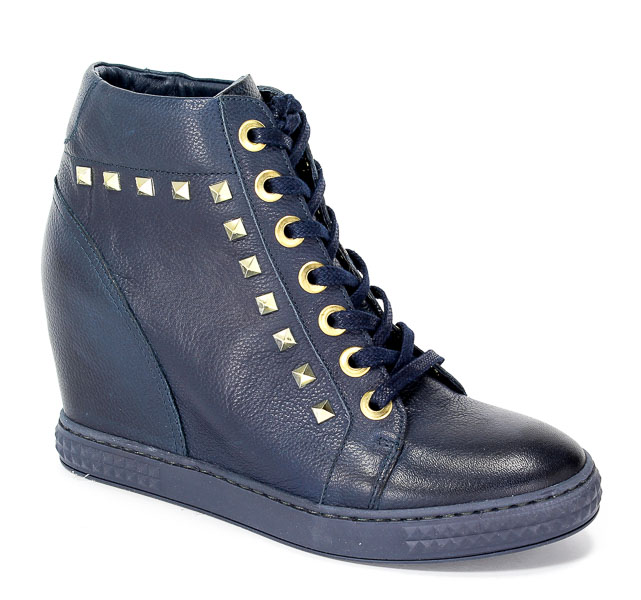 Sneakersy Carinii B3028-P-I78-000-B88 Granat