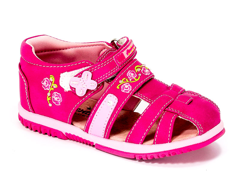 Sandały American 86279 Fuxia.Prz