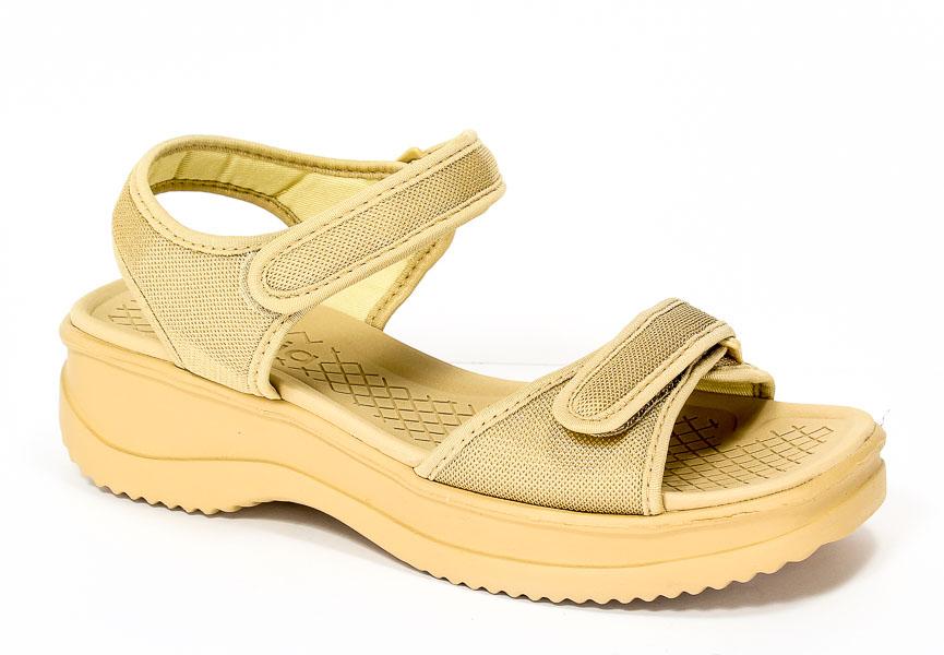 Sandały Azaleia 320 321 Beige