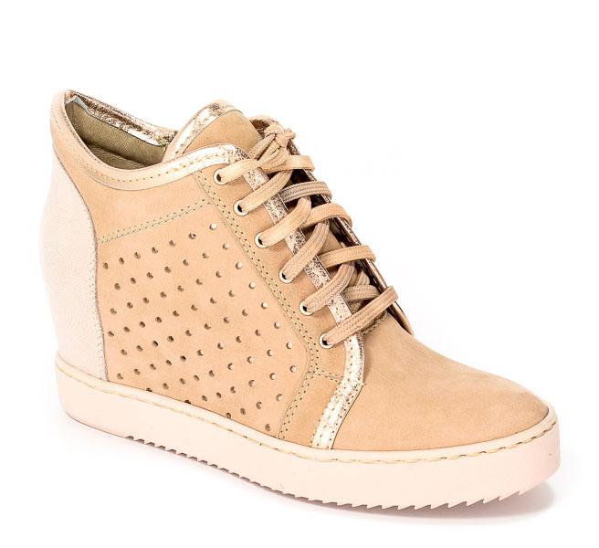 Sneakersy Simen 0656 Nude