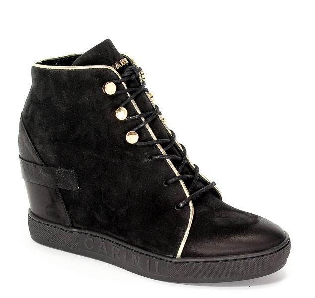 Sneakersy Carinii B3940-360-J16-000-B88 Czarny