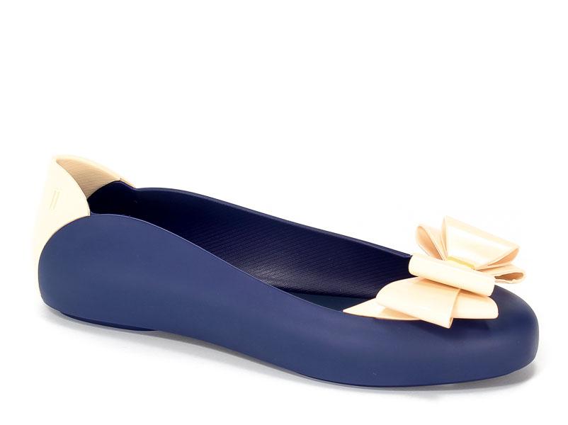 Baleriny  Melissa M31931-51775 Blue/Beige