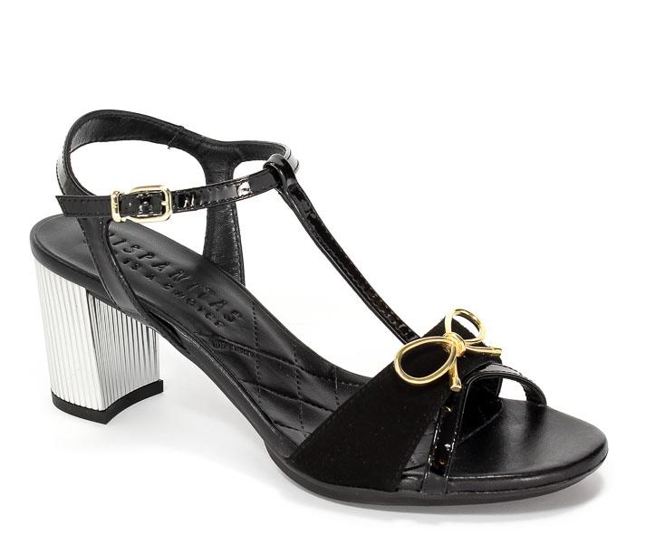 Sandały letnie Hispanitas HV75013 Kaffir-V7 Black