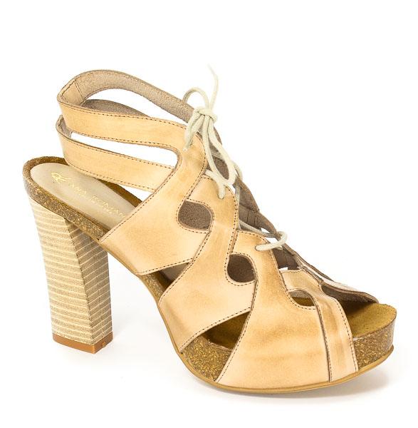 Sandały letnie  Ana Roman 17343 Vaquetilla Y Culote ....