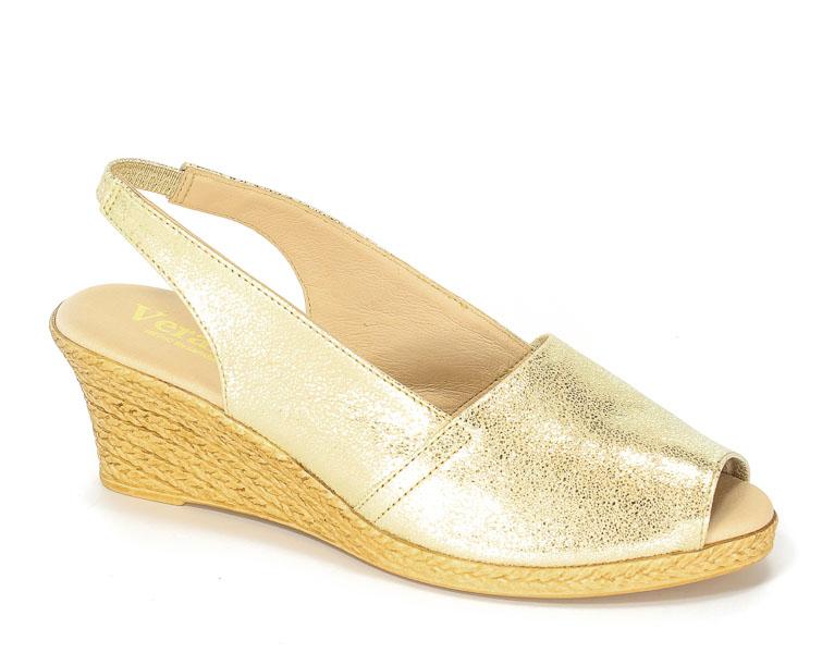 Sandały letnie Verano 417 Belus Oro