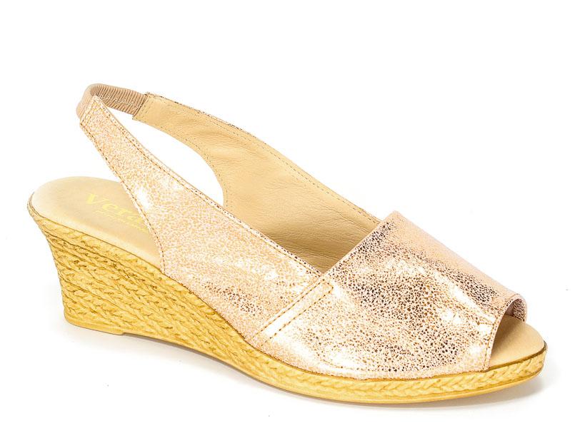 Sandały letnie Verano 417 Belus Cobre