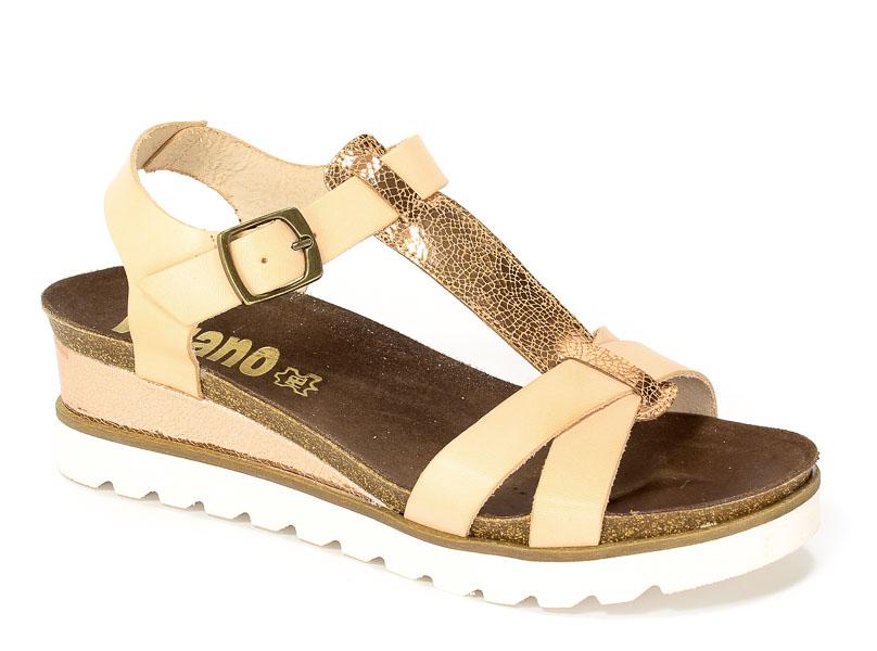Sandały letnie Verano 4394 Vaq llangura P-2820