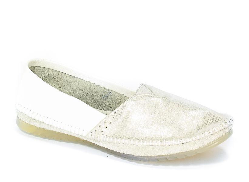 Lordsy Maciejka 01930-05/00-0 Biały srebrny
