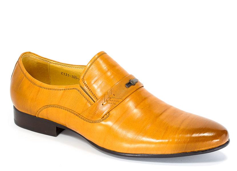 Półbuty  Brooman C131-105-A701 Khaki