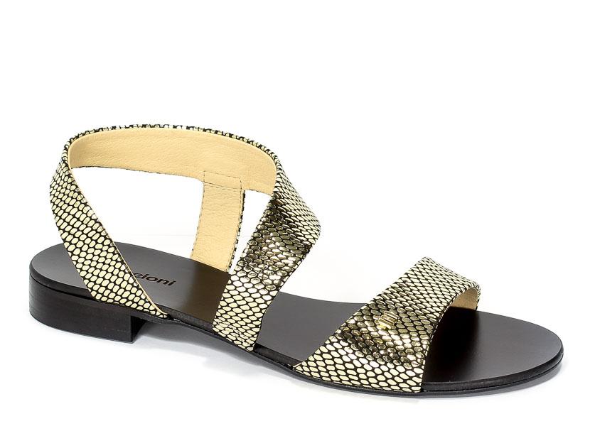 Sandały Maccioni 535.219.881 Złoty