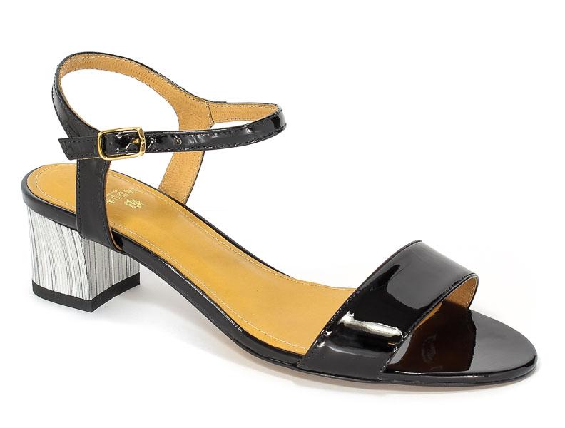 Sandały Badura 4351-69 Czarny
