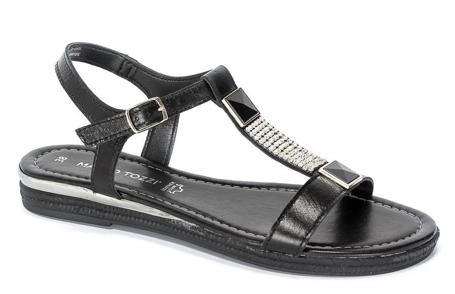 Sandały Marco Tozzi 2-28133-28 098 Black Comb