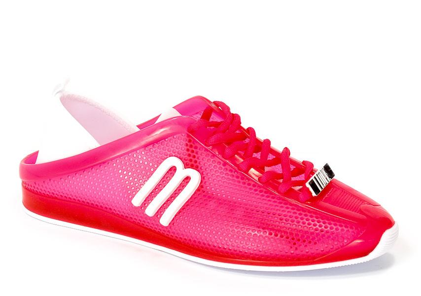 Sneakersy Letnie Melissa M31597 50552 Pink/White