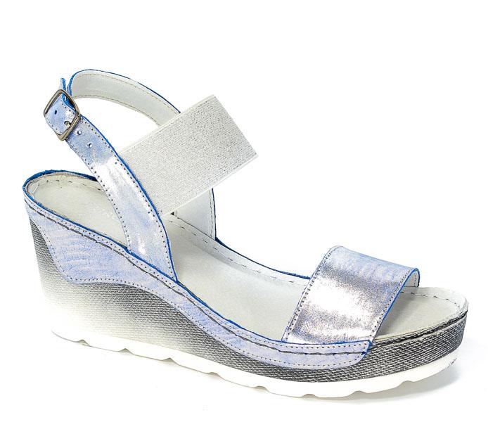 Sandały Rammit 1115 L-70 Niebieski