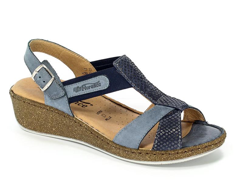 Sandały Florance 22824 Bleu Jeans