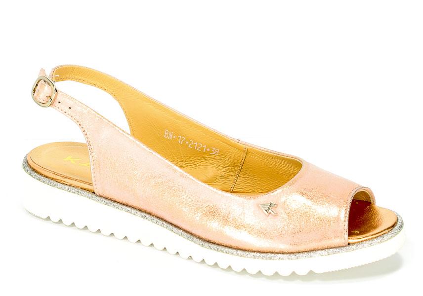 Sandały Karino 2121/091-P Róż