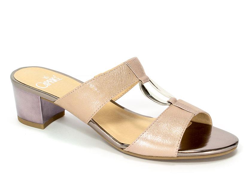 Sandały Caprice 9-27210-28 521 Rose Metalic