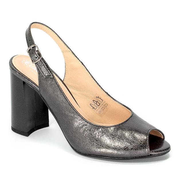 Sandały Eksbut 37-4628-I27-1G Nikiel