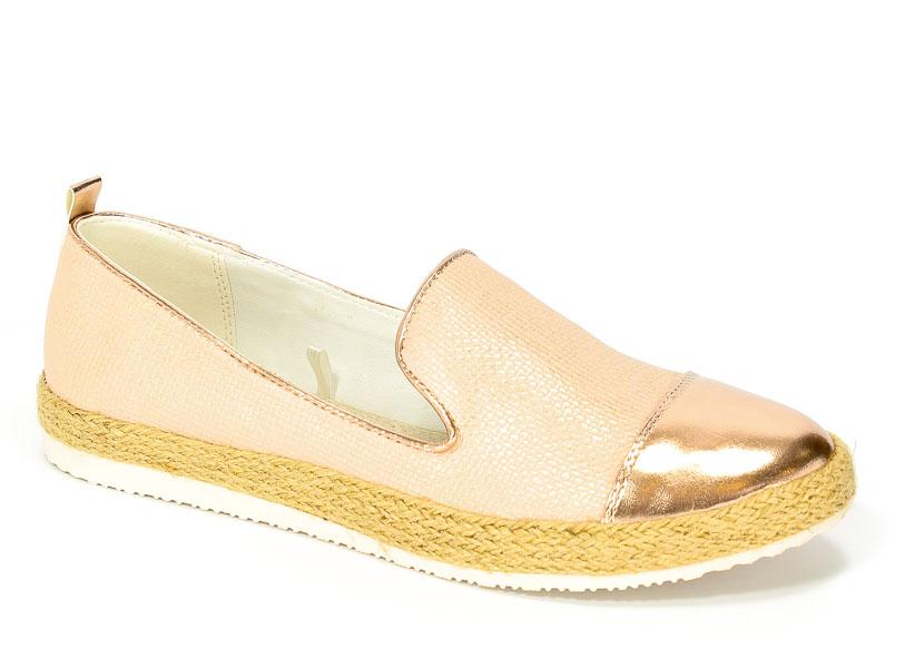 Espadryle American G-C16925 R.Gold/Old Pink