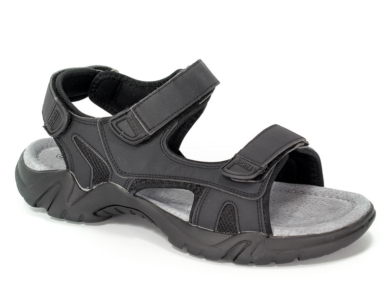 Sandały American 1287-108766A Black