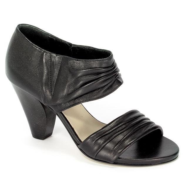 Sandały Hogl1-10 7650 Black Prz.