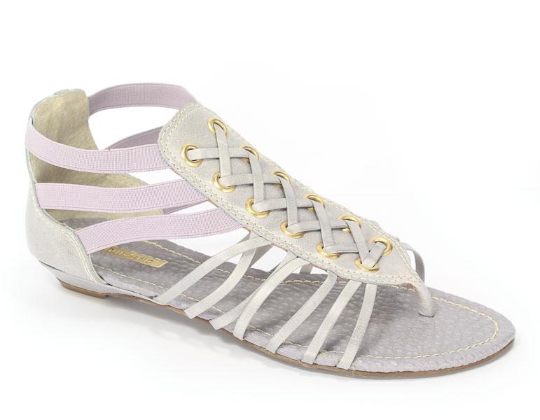 Sandały Dumond 4104620 Vegetal Vegetal Prz.
