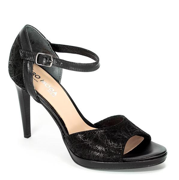 Sandały Eksbut 37-4602-H15/155-1G Czarny