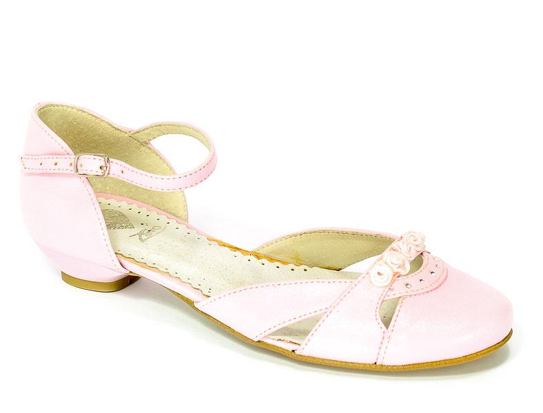 Sandały Zarro 434/10 Róż Prz.