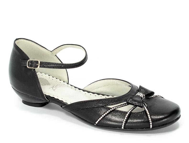 Sandały Zarro 121/10 Czarny Prz.