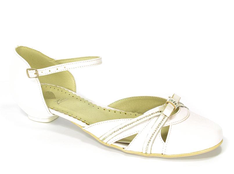 Sandały Zarro 121/10 Biały Prz.