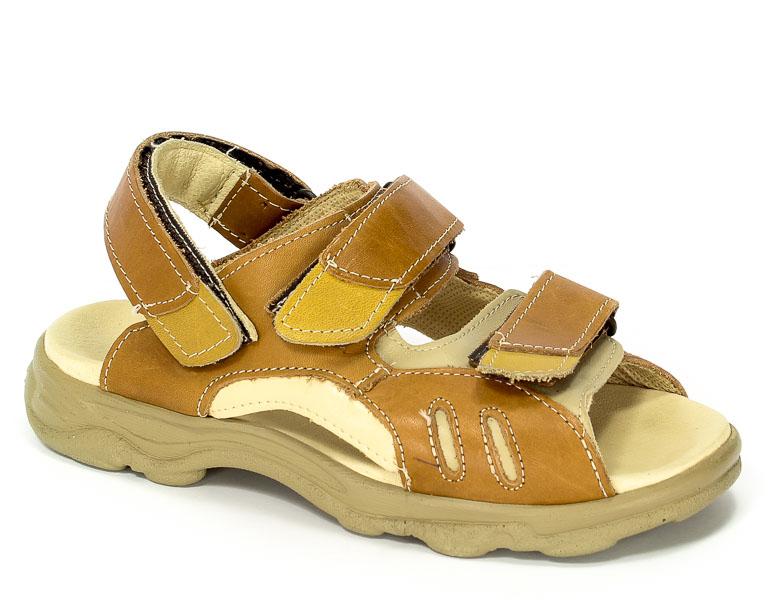 Sandały Antylopa 2222-343 Prz.