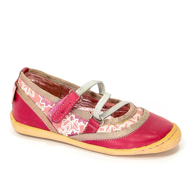 Baleriny Lillifee 430177 Pink Prz.