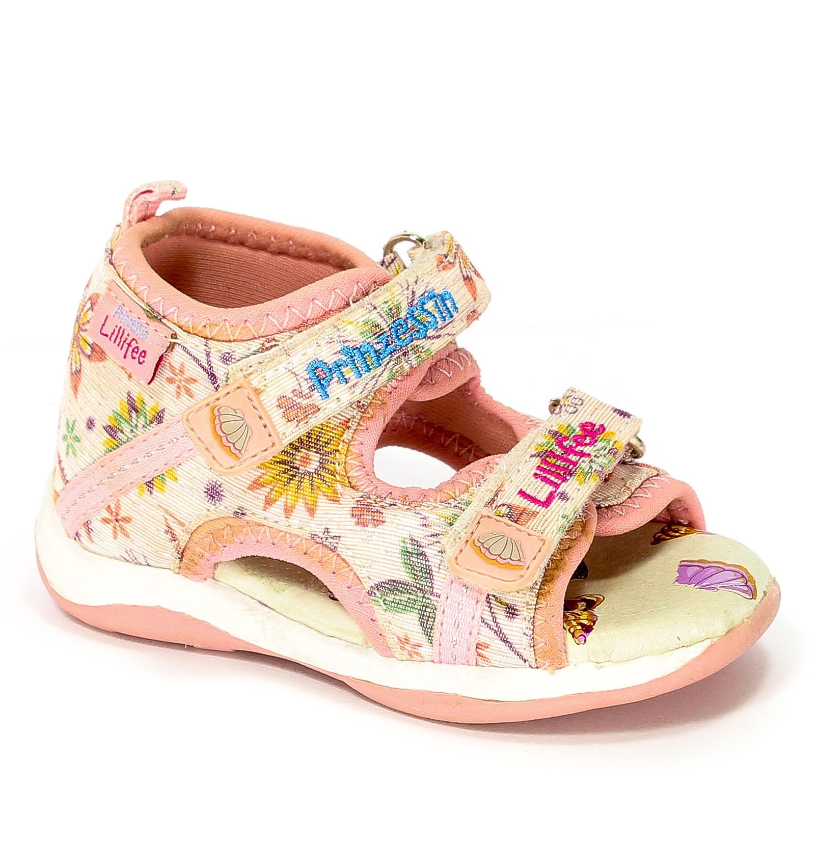 Sandały Lillifee 400050 Rosa Prz.