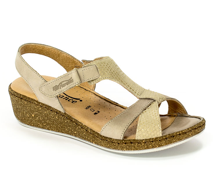 Sandały Florance 22820 Taupe