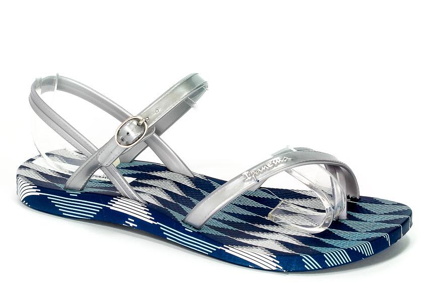 Sandały Ipanema 81929 21345 Blue/Silver
