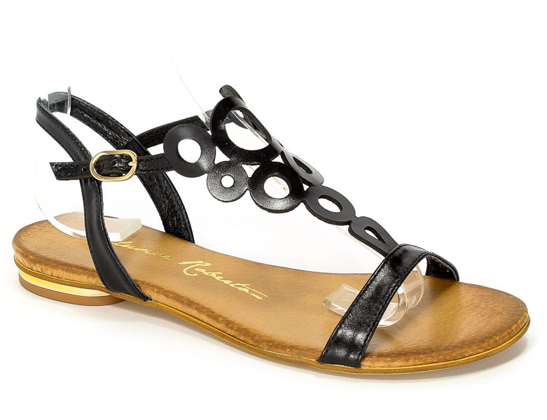 Sandały Exclusive Roberto 577 Cz.Lico