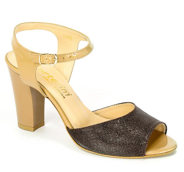 Sandały Cortesini 1795 L12/Brąz